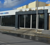 Luxury cars destroyed in Mosta showroom fire