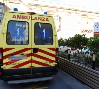 25 year-old suffers grievous injuries after traffic accident