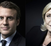 Macron to face Le Pen after first round of French presidential election