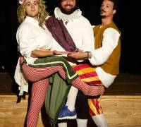 Laughs for both Shakespeare savant and novice alike in Unifaun's new production
