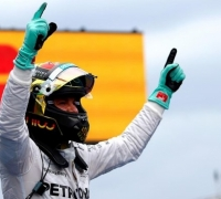 Home glory for Rosberg and Mercedes in Germany