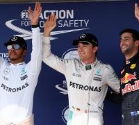 Rosberg snatches pole after Budapest marathon