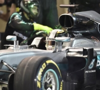 Hamilton hit with five-place grid penalty for Chinese Grand Prix
