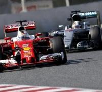 Vettel and Rosberg aim to end Hamilton's run