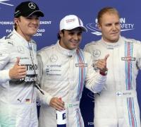 Massa claims pole for Austrian GP