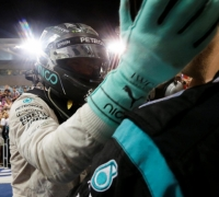 Rosberg crowned champion as Hamilton wins Abu Dhabi thriller