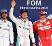 Qualifying - Rosberg edges Hamilton in Suzuka thriller
