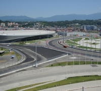 Russian circuit almost ready