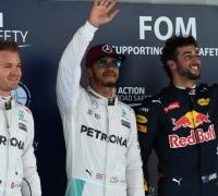 Hamilton takes Spanish pole as Red Bull humble Ferrari