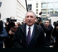 France's Macron wins key ally Bayrou as Le Pen aide charged in fraud probe