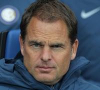 Inter Milan sack head coach Frank de Boer