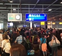 Air passengers increase by 7.7% in 2015