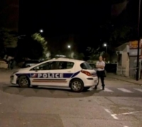 French police search home of suspected attacker