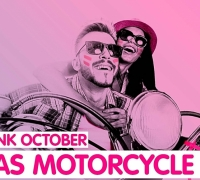 Motorcycle ride to raise money for Pink October