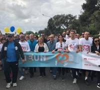 Thousands converge in Valletta for President's fun run, President calls for mutual respect