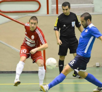 Lija beat Mellieha in style to go three points clear at the top of the First Division