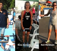 Maltese Youth Triathletes sharpening their skills in Hungary