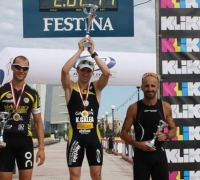 Galea and Pace crowned Birkirkara St. Joseph Sprint Triathlon Champions