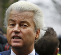 Dutch anti-Islam leader suspends election campaign appearances amid safety fears due to security leak