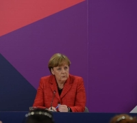 Merkel on Trump: Terrorism not an excuse for discrimination