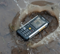 Mobile phone designed for harsh environments, now available from GO