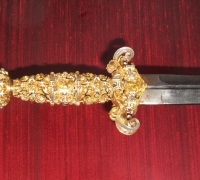 Last chance to view de Valette's dagger before it's shipped back to Paris