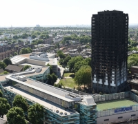 Grenfell Tower victim toll stands at 71