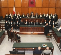 How big is the caseload inside the Maltese courts?