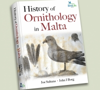 Birdlife launches book on history of ornithology in Malta