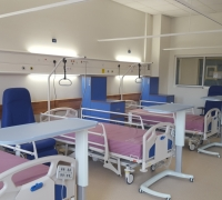 [WATCH] Two additional hospital wards by November, new bed management practices
