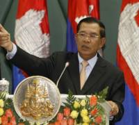 Cambodian PM accuses Laos of border violation, mobilising troops says
