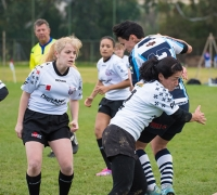 Falcons dominate Women's Rugby competition at Marsa