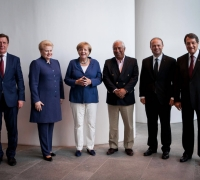 Prime Minister in Berlin for talks ahead of Bratislava summit