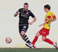 Three first half goals give Birkirkara a comfortable win over leaders Balzan