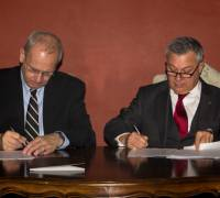 [WATCH] Malta signs framework agreement with France's space agency
