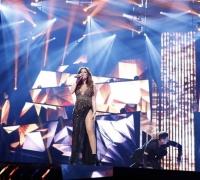 Ira Losco takes Malta to the Eurovision Song Contest finals