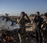 US launches airstrike on Mosul hospital used by ISIS, military says