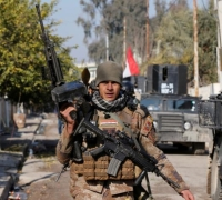 Iraqi army prepares offensive on west Mosul
