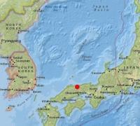 Magnitude 6.6 quake jolts western Japan, no tsunami warning