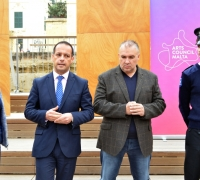 [WATCH] Despite falling out with Mario Philip Azzopardi, Sean Buhagiar to collaborate on V18 projects