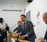 Eurogroup chief announces 'breakthrough' in Greek bailout talks