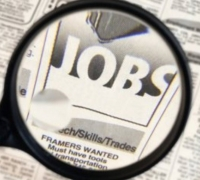 Registered full-time employment up by 5.8%