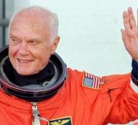 John Glenn, first American to orbit Earth, dies aged 95