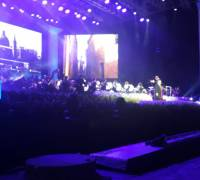 Bocelli, Calleja take anniversary concert to new highs