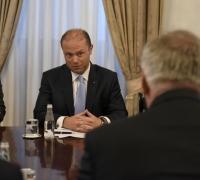 [WATCH] Negotiations on free movement controls impact Brexit talks, Muscat warns Swiss President