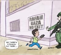 Cartoon: 24 July 2016
