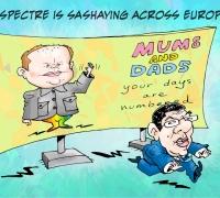 Cartoon: 2 July 2017