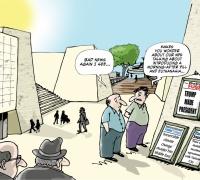 Cartoon: 31 July 2016
