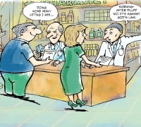 Cartoon: 9 October 2016
