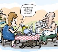 Cartoon: 27 July 2016